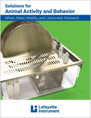 Solutions for Animal Activity and Behavior: Wheel, Maze, Motility, and Lickometer Research