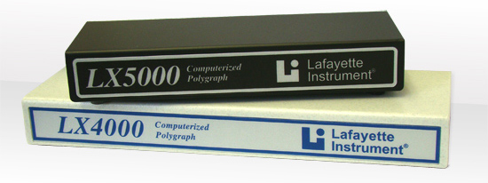 LX4000 and LX5000 Computerized Polygraph Systems